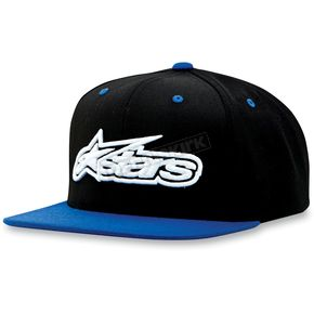 Alpinestars Blue/Black Imprint Hat - 1013-8505679