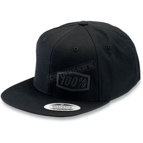 100% Machine Snapback Hat - 20021-001-01