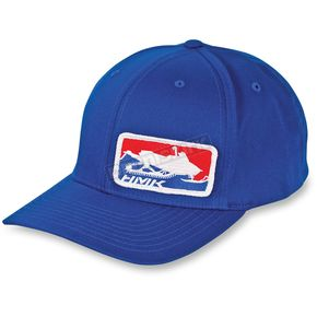 HMK Blue Official Flex-Fit Hat - HM5OFFICIALBL