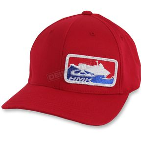 HMK Red Official Flex-Fit Hat - HM5OFFICIALR