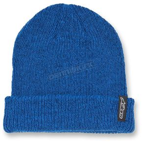 Alpinestars Blue Twisted Beanie - 10348400372
