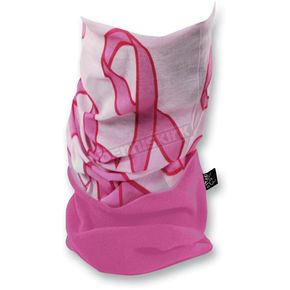 Zan Headgear Pink Ribbon Combo Motley Tube - TCBC01