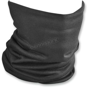 Zan Headgear Black Fleece-Lined Motley Tube - TF114