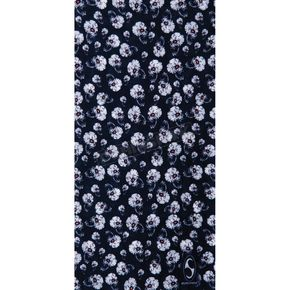 Black Mini Skulls Tube Multi-Wear Headwear - TUBE-64