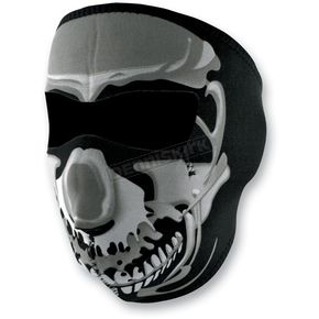 Zan Headgear Full-Face Skull Face Mask - WNFM023