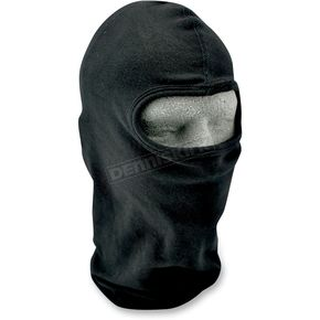 Zan Headgear Black Cotton Balaclava - WCB114