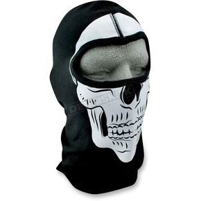 Zan Headgear Skull Cotton Balaclava - WCB204