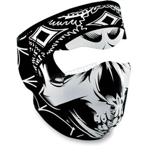 Zan Headgear Lethal Threat Gangster Full Face Mask - WNFMLT06