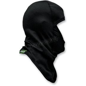 Turtle Fur Black Ninja Balaclava - 465719-101