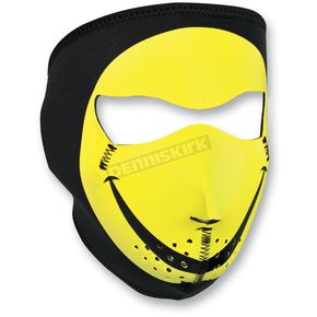 Zan Headgear Smiley Face Full Face Mask  - WNFM071