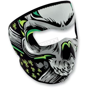 Zan Headgear Lethal Threat Biohazard Full Face Mask - WNFMLT09