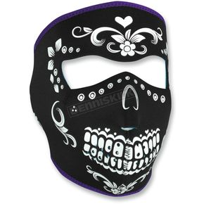 Zan Headgear Muerte Face Mask - WNFM078
