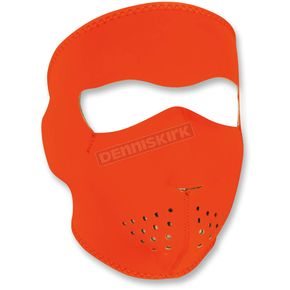 Zan Headgear Hi Viz Orange - WNFM142