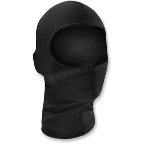 Zan Headgear Black Nylon Balaclava - WBN114