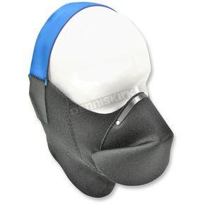 No-Fog Black High Performance Mask - 007D
