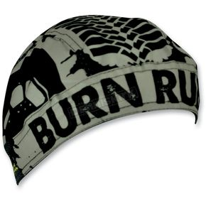Zan Headgear Burn Rubber Road Hog Flydanna® Head Wrap - ZSG085