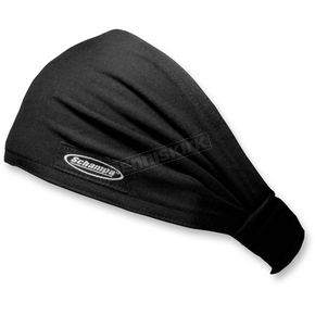 Schampa Black Mini Doo-Z Headwrap - DZ02-0