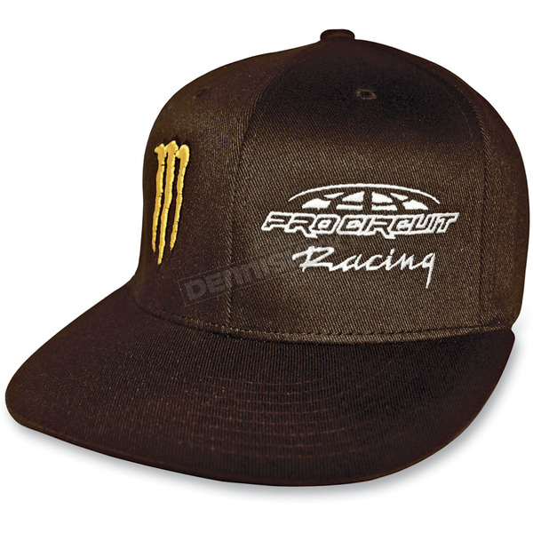 Pro Circuit Monster Energy Drink Hat - PC10401-0215