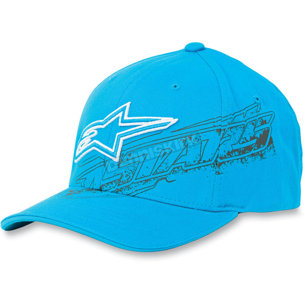 Alpinestars Turquoise Busy Hat - 10128100076DLXL