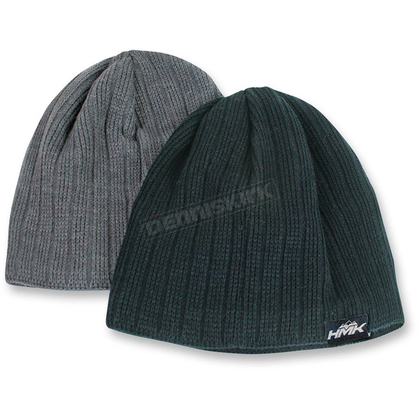HMK Black Destination Beanie  - HM5DESB