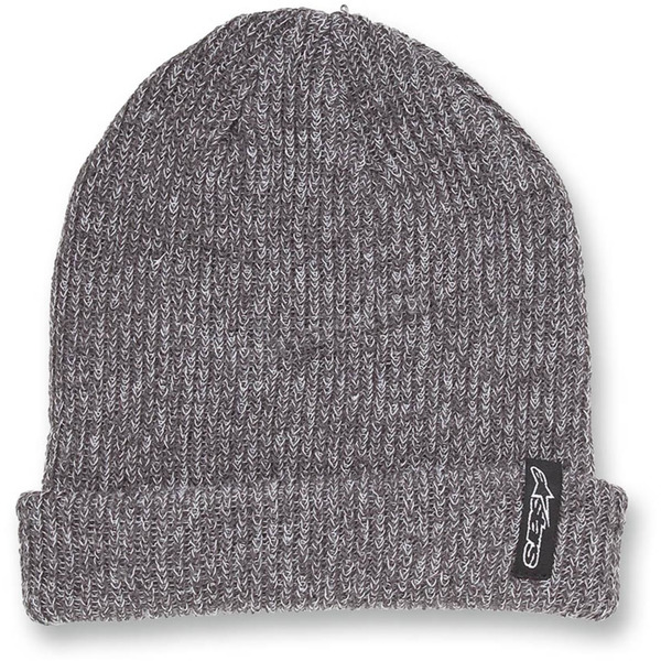 Alpinestars Gray Twisted Beanie - 10348400311