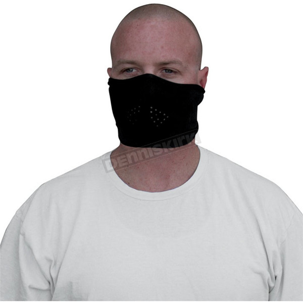 Zan Headgear Microfleece Half Face Mask - WFMF114H