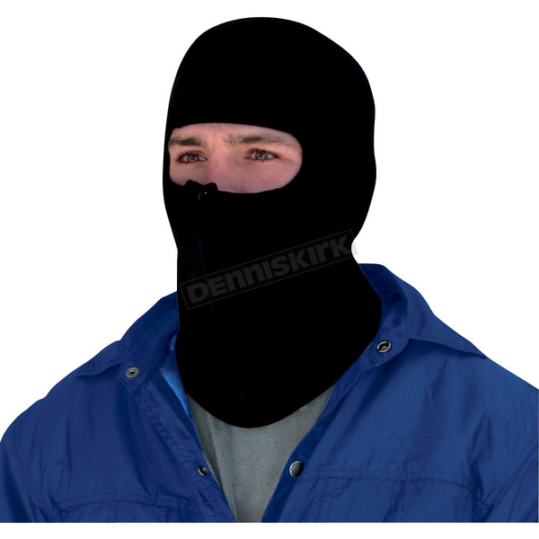Zan Headgear Microfleece Balaclava with Zipper - WBF114Z