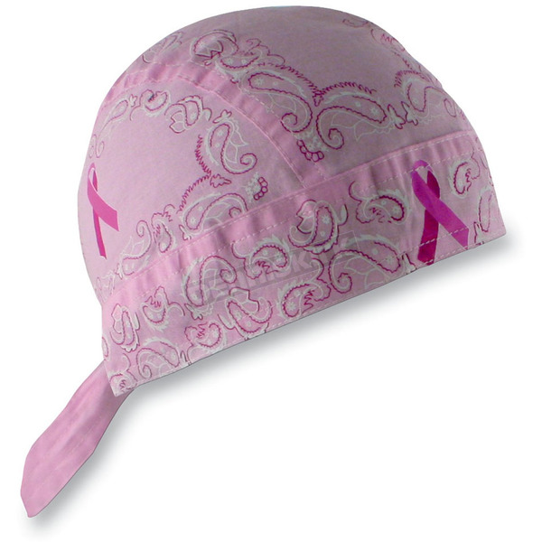 Zan Headgear Breast Cancer Flydanna Headwrap - ZBC05