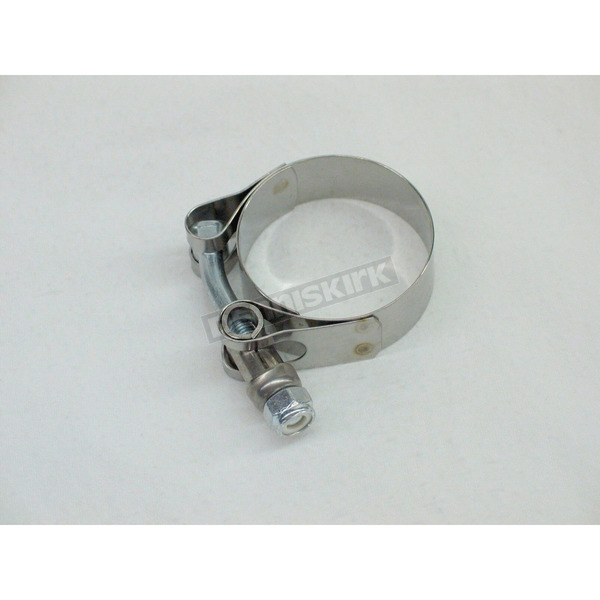 Supertrapp 1 3/4 in. Stainless Steel T-Bolt Clamp - 094-1750