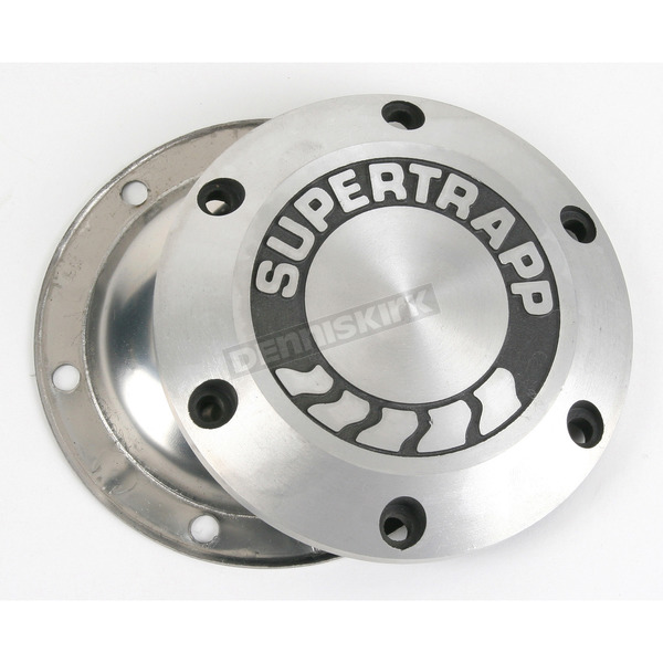 Supertrapp Aluminum End Cap for 4 in. Disc Series - 402-3046