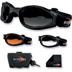 Crossfire Folding Goggles - BCR001