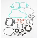 Complete Gasket Set with Oil Seals - M811259