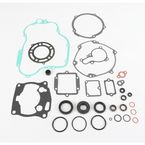 Complete Gasket Set with Oil Seals - M811424