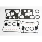 Rocker Box Gasket Set for Models w/S&S Die-Cast Rocker Boxes - C9155