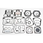 Top End Gasket Set for S&S Big Twin w/OEM Rocker Box Gaskets - C9917S