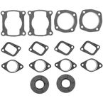 2 Cylinder Complete Engine Gasket Set - 711173