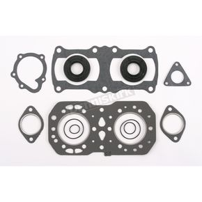 Winderosa 2 Cylinder Complete Engine Gasket Set - 711187
