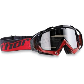 Thor Hero Goggles with Black/Red Frame - 2601-0692