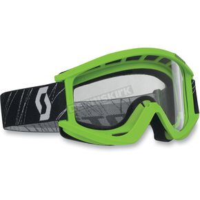 Scott Green Recoil Goggles - 217796-0006041