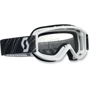 Scott White 89Si Youth Goggles - 217800-0002041
