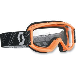 Scott Orange 89Si Youth Goggles - 217800-0036041