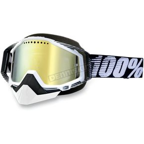 100% Racecraft Snow Goggles - 50113-011-02