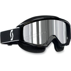 Scott Tyrant Snowcross Goggles w/ Thermal Silver Chrome Lens - 227389-0001015