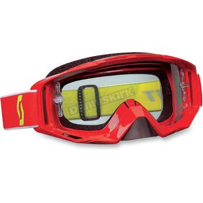 Scott Red Tyrant Goggles - 221330-3712041