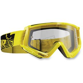 Thor Yellow/Black Conquer Goggles - 2601-1931