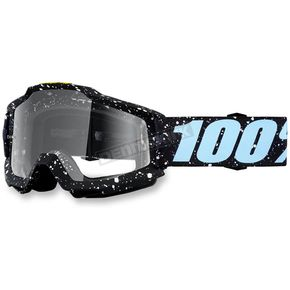 100% Accuri Milkyway Goggles w/Clear Goggle - 50200-196-02