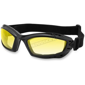 Bobster Bala Goggles w/Yellow Lens - BBAL001Y