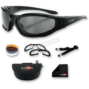 Bobster Raptor II Interchangeable Goggles - BRA201