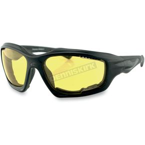 Bobster Desperado Sunglasses w/Yellow Lens - EDES001Y