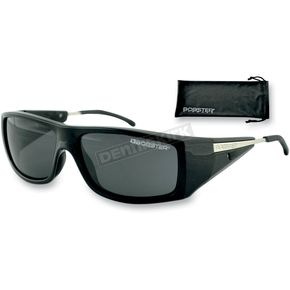 Bobster Shiny Black Defector Street Series Sunglasses - EDEF001AR